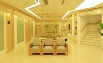 上海美未央整形医院一楼大厅