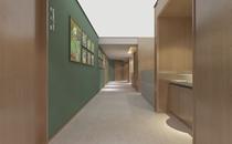 兰州嘉林整形医院走廊