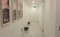 重庆美圣美邦整形医院走廊