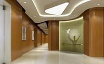 北京京都时尚医疗美容诊所走廊