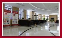 武汉美都医疗美容医院大厅休息区