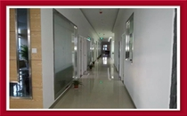 武汉美都医疗美容医院走廊