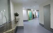 福州华窈整形医院走廊