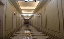 乐清乐美整形医院走廊