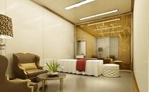 乐山西婵整形医院皮肤护理室