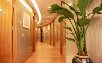 北京欧芭丽格整形医院走廊