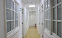 北京伊芙丽格整形医院走廊