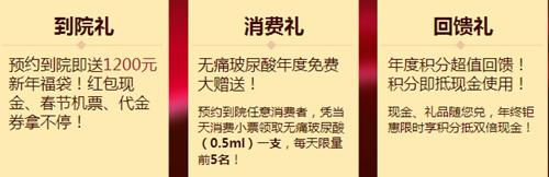 北京美莱双旦优惠