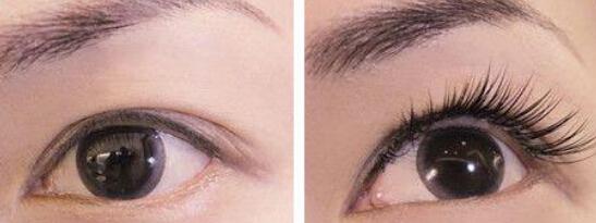 半永久美瞳线定妆术