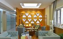 上海首尔丽格整形医院二楼等候室