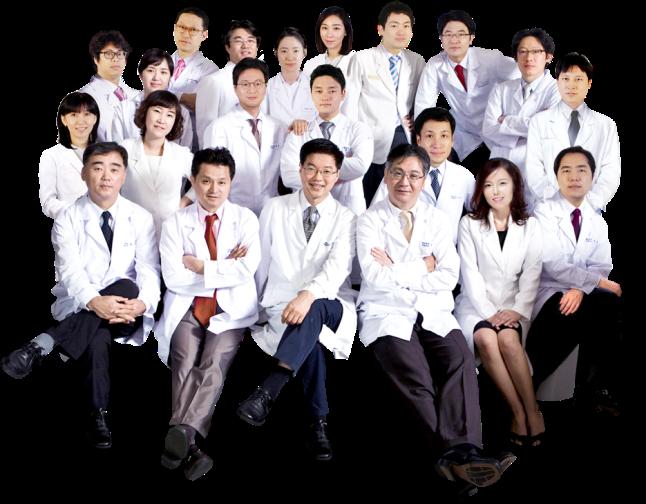 首尔丽格颌面外科专家团队