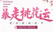 株洲爱思特开运桃花节