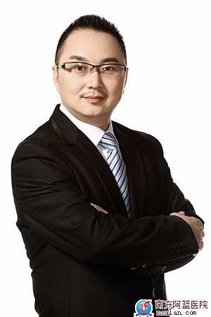 阿蓝整形兰洪明教授