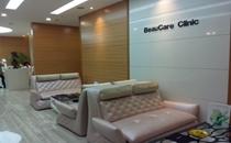重庆星范丽格整形医院顾客等候区