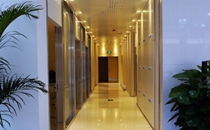 重庆好美整形医院走廊