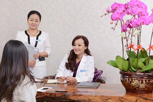 深圳西诺整形医院咨询室