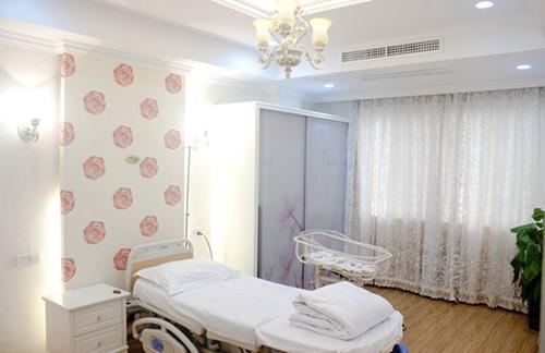 温州东方女子整形医院病房2