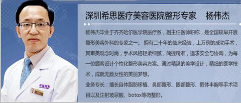 深圳希思权威溶脂专家