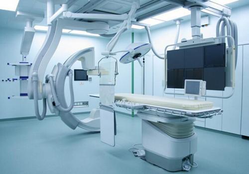 郑州那美整形医院手术室