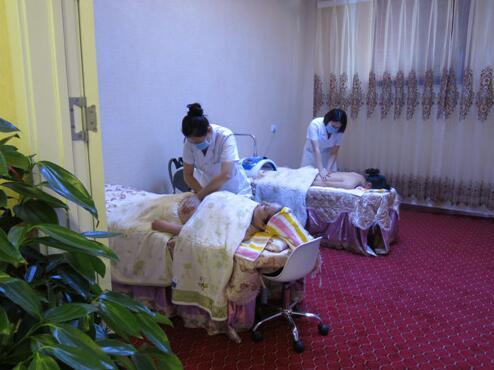 营口协和整形美容医院治疗室