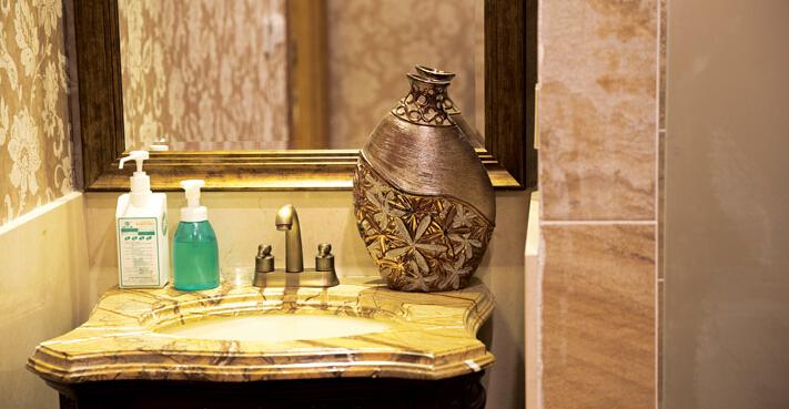 北京美颐天整形医院盥洗室
