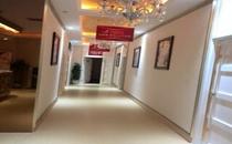 北京禾美嘉整形医院走廊