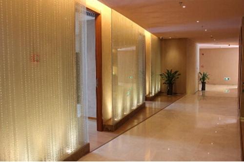 合肥艺星整形医院走廊