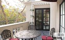 上海铂曼医疗美容医院阳台