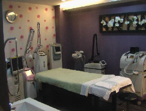 北京阿露丝整形医院皮肤现代化设备