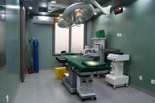 北京阿露丝整形医院手术室