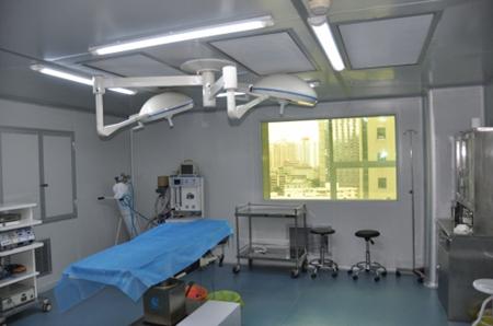 深圳微姿整形美容医院手术室