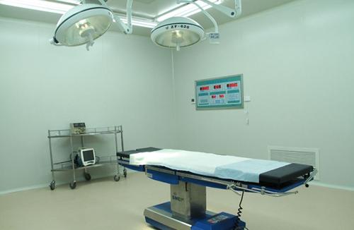 深圳博美整形医院手术室