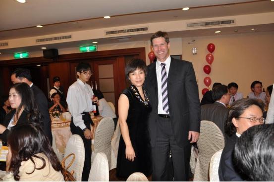 2011参加台湾国际整形美容及抗衰老美容会议
