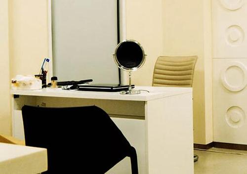 上海名仁医疗美容医院面诊室