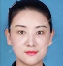 郑州东方自体脂肪丰额头丰太阳穴祛眼袋案例