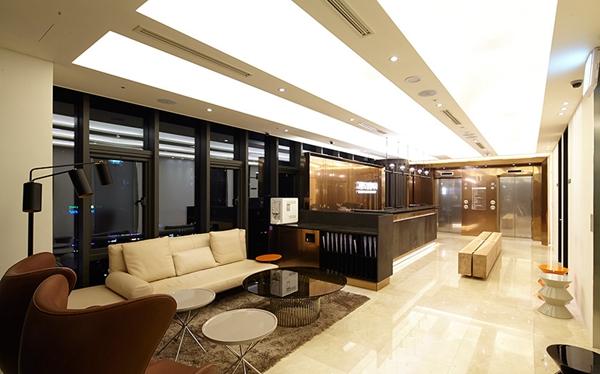 韩国高兰得整形外科大厅