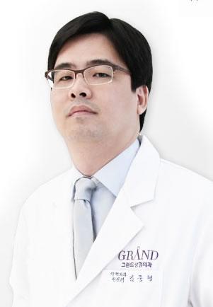 金俊亨 韩国高兰得整形外科专家