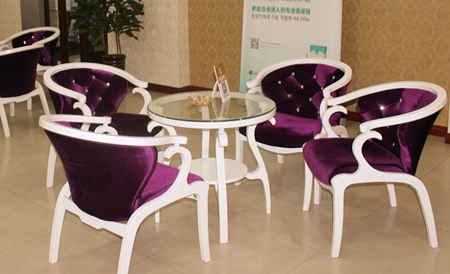 上海爱丽姿医疗美容医院等候区