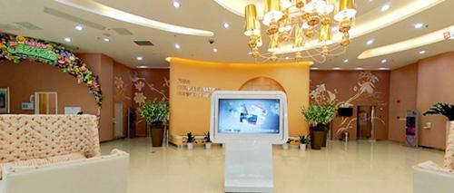 深圳和美妇产医院大厅