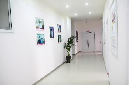 遂宁伊莎贝拉整形医院走廊
