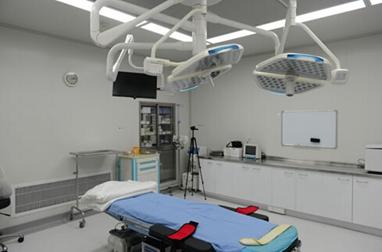 上海首尔丽格整形医院手术室