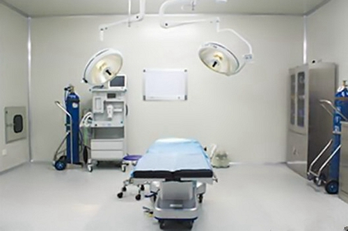 萬州華美整形醫院手術室圖片