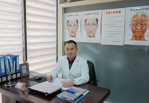 铜陵黄雷整形医院医生办公室