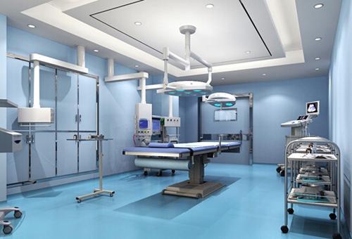 铜陵黄雷整形医院无菌手术室