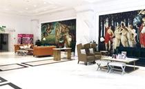 南京施尔美整形医院大厅