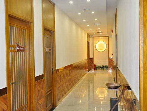 鹤壁美林苑整形医院走廊
