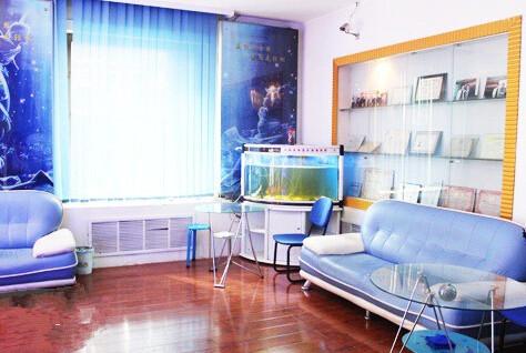 西宁友健整形医院休息室