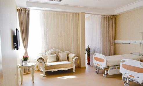 锦州锦美整形二层星级病房