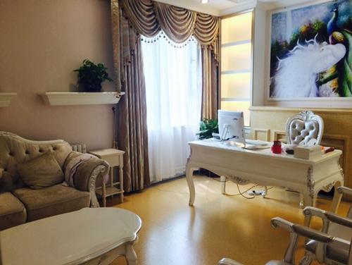 新疆美冠名成整形医院办公室