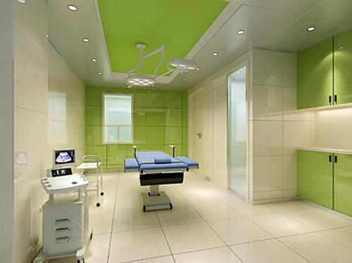 赣州明珠丽格整形医院手术室
